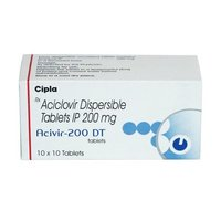 Aciclovir dispersible tablet