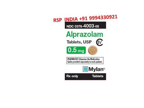 Alprazolam 0.5mg Tablets