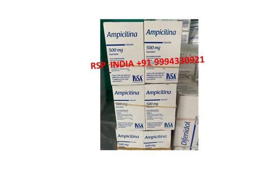 Ampicilina 500mg Solution