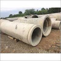 Concrete Round Pipes