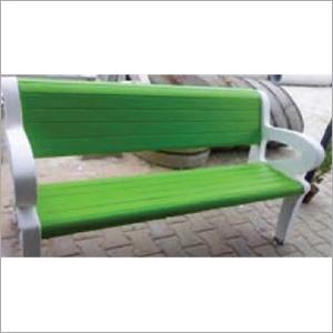 Precast Park Bench