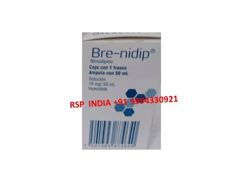 Bre-nidip 10mg- 50ml Injection