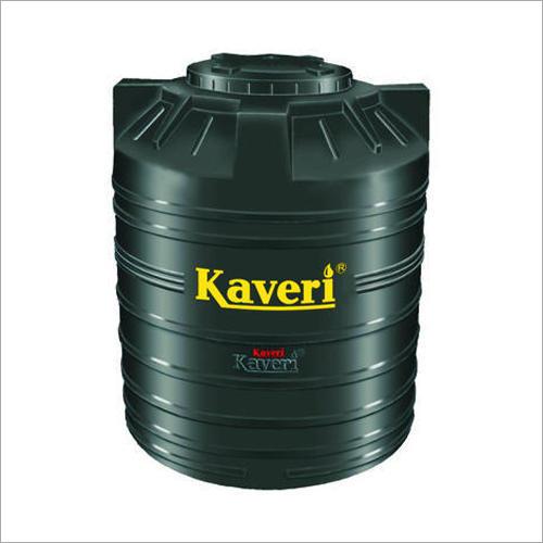 HDPE Black Storage Water Tank