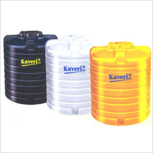 Blow Molded Plastic Water Tank