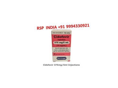 Cidofovir 375mg-5ml Injection