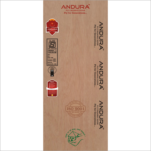 Commercial Flush Door Plywood