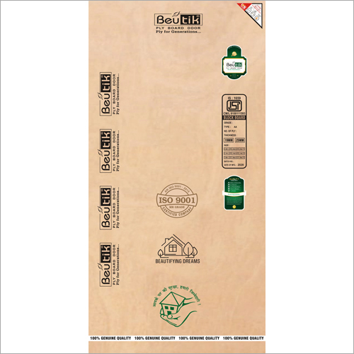 Commercial Block Board Plywood