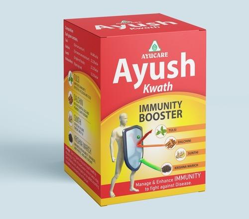 Ayush Kwath Immunity Booster
