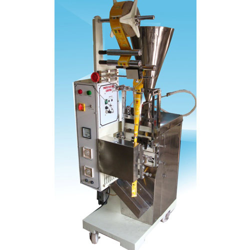 sanitiser pouch filling machine