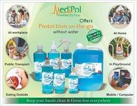 100 ML Detoxie Instant Hand Sanitizer