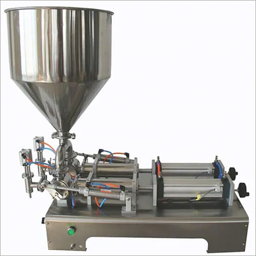 Hand wash liquid soap filling machine
