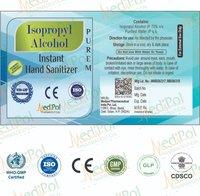 2 ML Isopropyl Alcohol Instant Hand Sanitizer