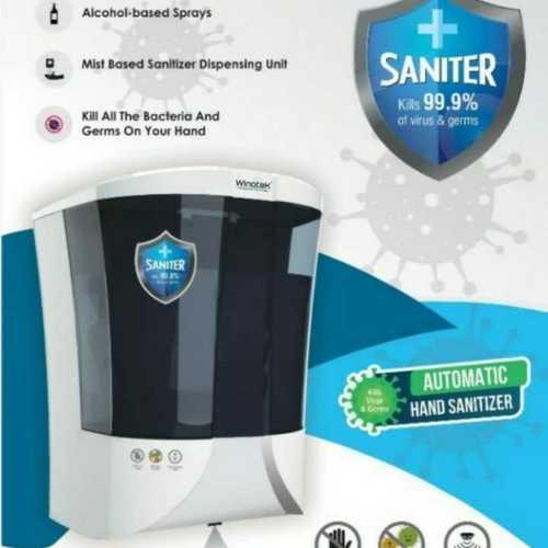 Automatic hand senitizer dispenser