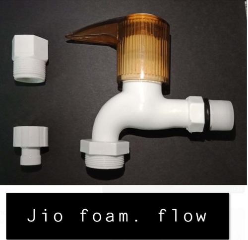 Jio Foam Flow Tap