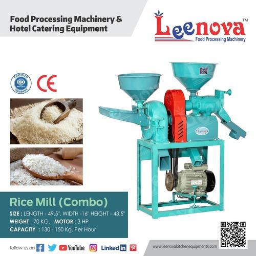 Rice Mill (Combo)