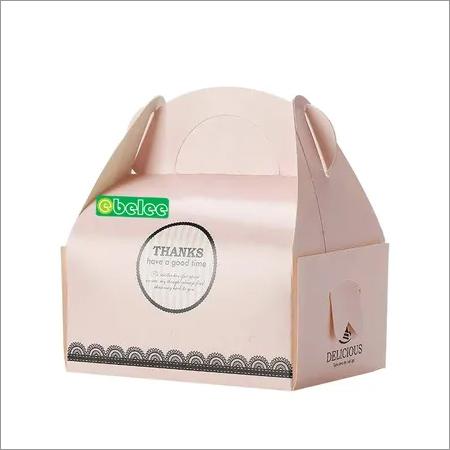 Carry Bag Type Cake Box