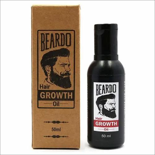 Beard Oil Packaging Box