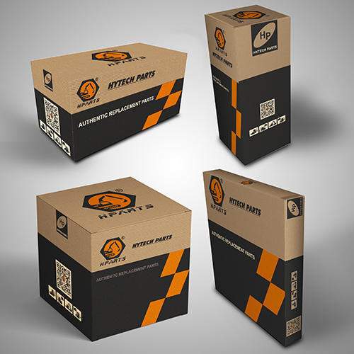 Auto Parts Printed Packaging Box