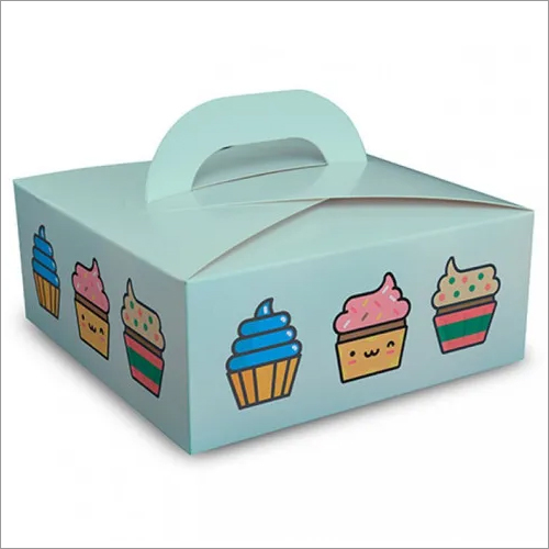 Custom Printed Cookies Packaging Box