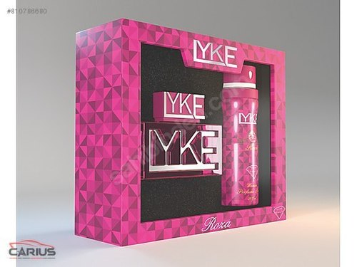 Window Type Perfume Packaging Box