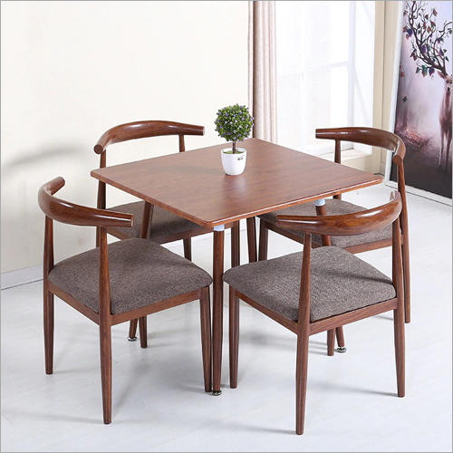 Wooden Dining Set 4 Seater