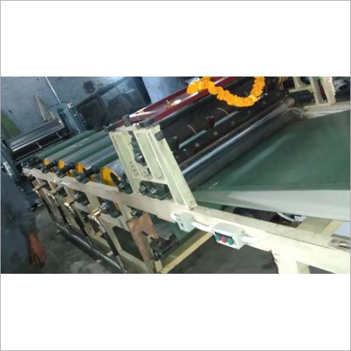 Drum Rubber Cooling Cutting Machine