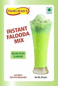 Instant Falooda Mix Kesar Pista Flavour
