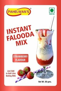 INSTAND FALOODA MIX STRAWBERRY FLAVOR