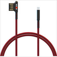 Braided Type C Micro USB Data Cable