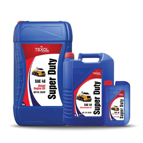 Texol Super Duty SAE 40 API CF-SF