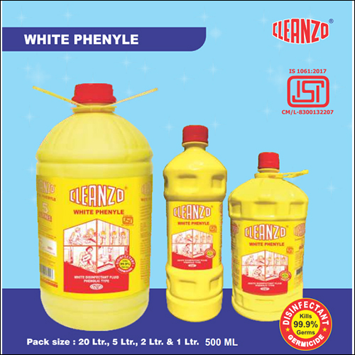 Cleanzo White Phenyl