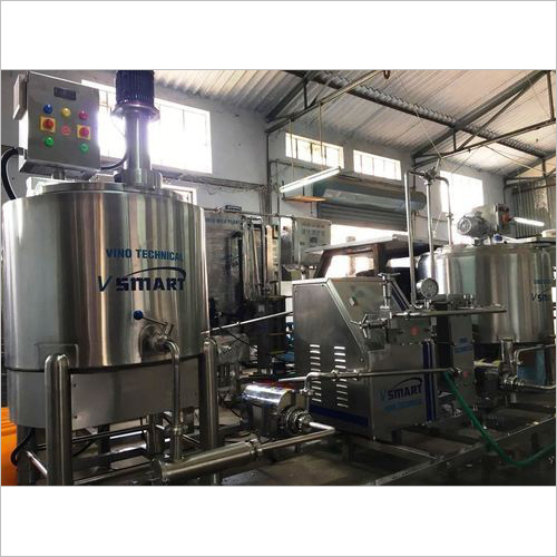 Commercial Curd Making Machine