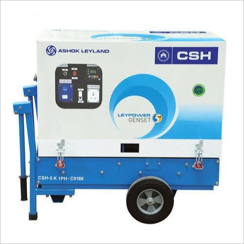 5KVA Diesel CSH Ashok Leyland