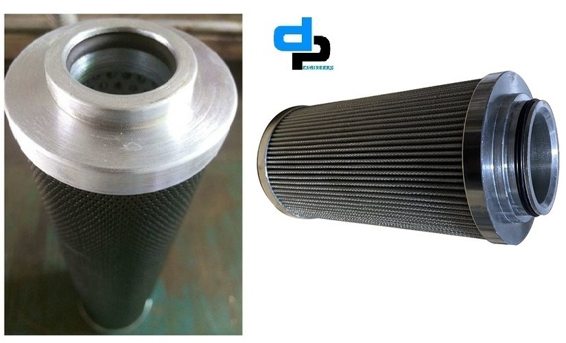 Hydraulic Oil Filter For Pressure Line Filter Cartridge