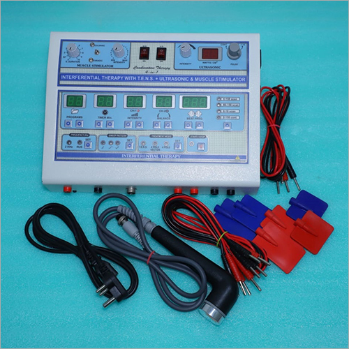 Portable Interferential Therapy Machine