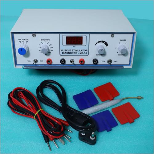 Muscle Stimulator Diagnostic Machine