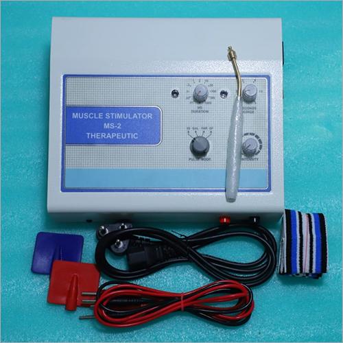 Muscle Stimulator Ms-2  Physiotherapy Machine