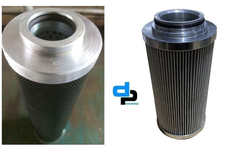 Semi Automatic Hydraulic Filter