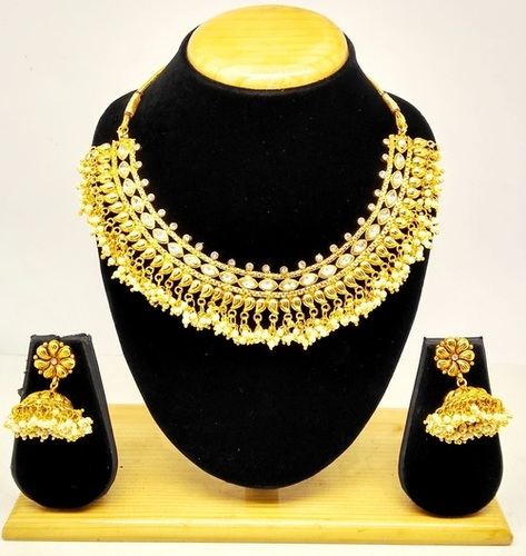 Gold plated Necklace Set For Women
