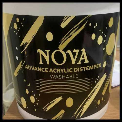 Nova Advanced Acrylic Distemper