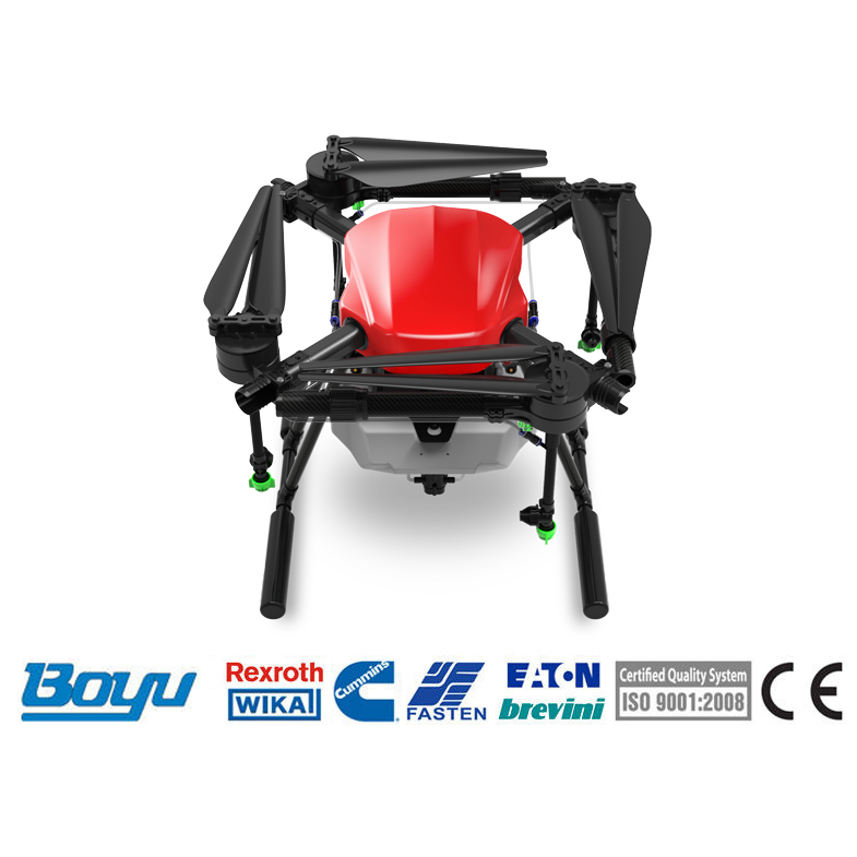 NLA416 Professional 16L UAV Agricultural Sprayer For 4 Wings Drone