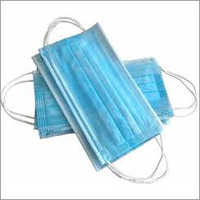 3 Layer Non Woven Disposable Face Mask