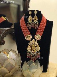 Lord Radha Krishan Temple Jewellery