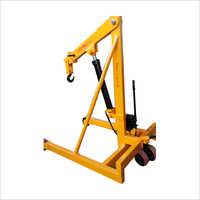 Manual Floor Crane