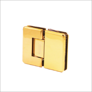 SFS 2 GP Forged Brass Shower Hinges
