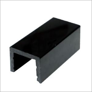 SF ASL 02 Black Artificial Shower Ledge