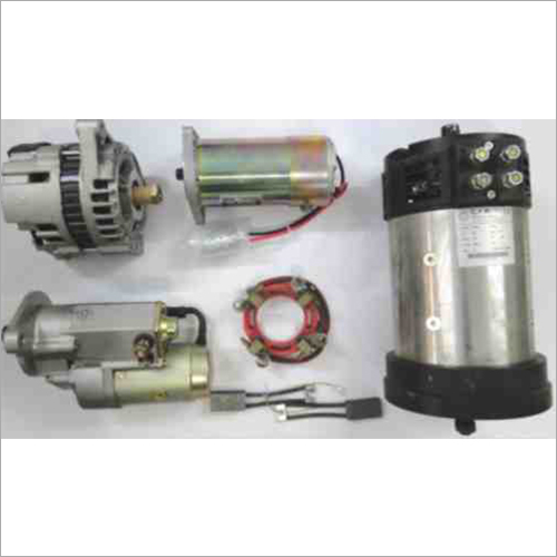Mobile - Alternator and Starter