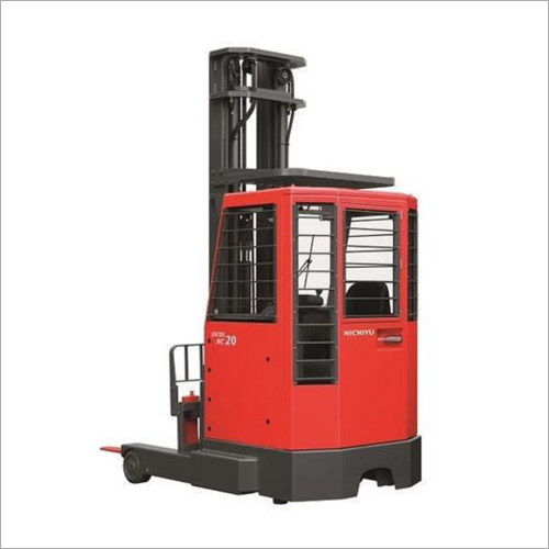 Cold Storage Reach Truck