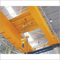 Single Girder Underslung EOT Crane