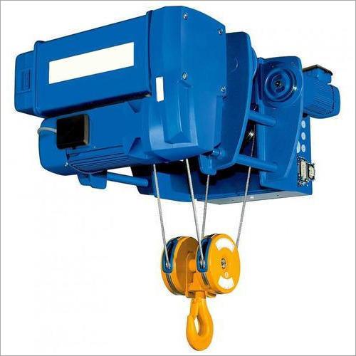 Industrial Wire Rope Hoist